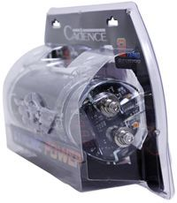 Autotek M4000.1D Mono 2000 Watt RMS Car Amplifier + Amp Kit + 2 Farad