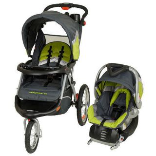 Baby Trend Expedition ELX Travel System Stroller Everglade zTS