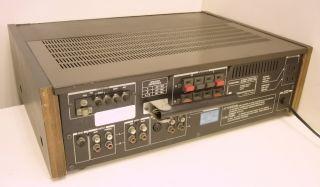1970s Nostalgia Toshiba Stereo Receiver SA 735