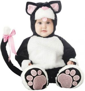 Baby Infant Halloween Costume Lil Kitty Cat 12 to 18 Months 32