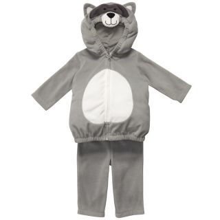 Carters Baby Boy Raccoon Costume Halloween 3 6 12 18 24 Months