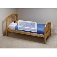 KidCo SAFETY RAIL for Twin/Full/Queen/King Bed~White Mesh~BR202