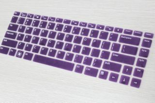 Color Backlit Keyboard Skin Cover for Dell 15 3520 15R Sepcial Edition