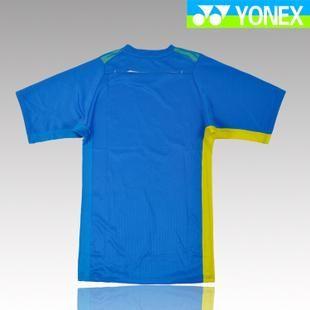New Yonex Men 2011 Team Malaysia Badminton Shirt 1030