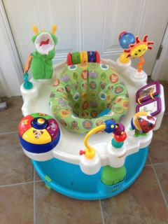 Baby Einstein Discover and Play Activity Center by Graco