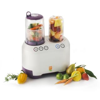 Kidsline Baby Food Processor 5 N 1 Machine Chopper Blender Bottle