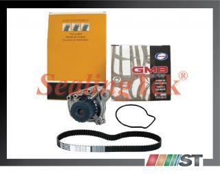 96 00 Honda D16Y SOHC Engine Timing Belt w Water Pump Kit 1 6L Motor