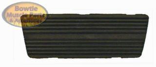73 74 75 80 81 Camaro Nova Firebird Brake Pedal Pad Auto Trans