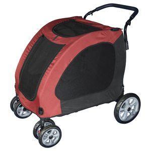 Pet Gear Large Dog Cat Baby Stroller PG8600 PG8800 Baby Travel Carrier