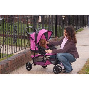 Pet Gear Special Edition Stroller PG8250 Dog Cat Rabbit Baby Carrier