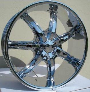 20 inch U35S Chrome Wheels Rims Toyota Camry Avalon