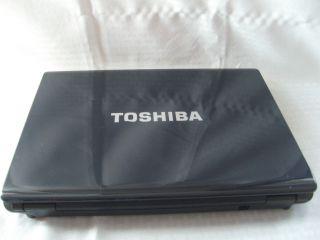 Toshiba L305D 15.4 Laptop Dual Core 2.0Ghz 3Gb Mem 160GB HD Webcam