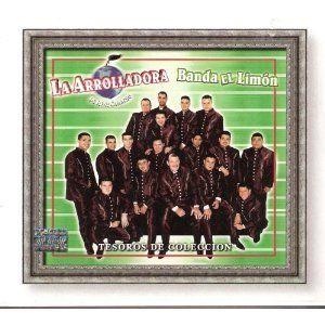 La Arrolladora Banda El Limon Tesoros de Coleccion 3 CDs 30 Songs