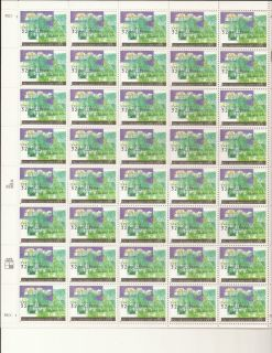 19TH AMENDMENT WOMENS SUFFRAGE #2980 full sheet 40 UNUSED POSTAGE