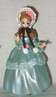 RARE Ayumi Uyama Cutie Doll Collection 6 Figure Set