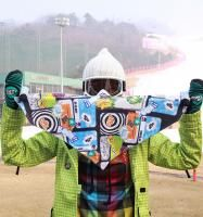 Snowboard Ski Bike Mask Bandana Warmer Cartoon