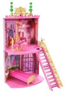 New Barbie The Three Musketeers Secrets Surprises Castle