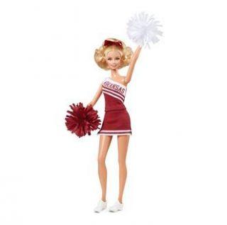 Barbie University of Arkansas Barbie Doll by Mattel