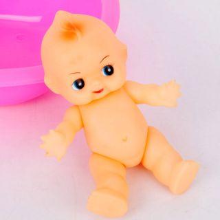 New Kids Play Pretend Bathe Baby Doll Pink Bathtub Education Role Play