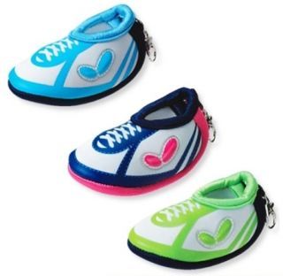 Butterfly Mini Shoe Ball Holder Ball Case Table Tennis