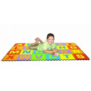 Colorful Play Learning Infant Baby Boy Girl Foam Mats