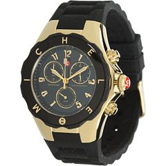 Michele Tahitian Jelly Bean Black Gold Tone