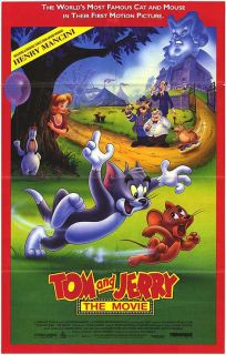 Authentic Tom Jerry Sericel Signed by Phil Roman Joe Barbera