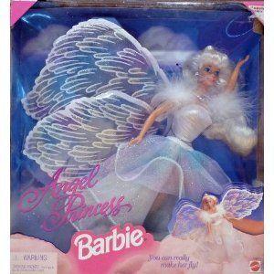 Brand New Barbie Doll Mattel 1996 15911 Angel Princess Magical Wings