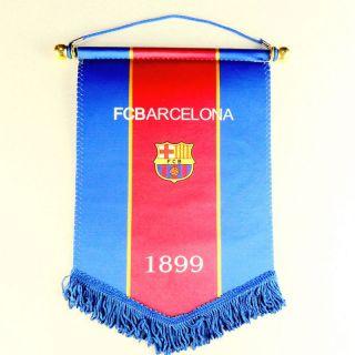 New Barcelona Football Club Pennant Soccer Europe