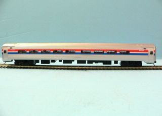 HO Scale Model Railroad Trains Layout Bachmann Amtrak Phase 2