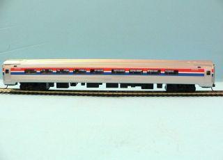 HO Scale Model Railroad Trains Layout Bachmann Amtrak Phase 2
