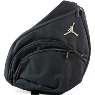 Nike Air Jordan Jumpman Sling School Backpack Bag Chrome Logo Boys