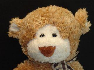 Cute Soft Barrington Collection Brown Plush Big Teddy Bear Stuffed
