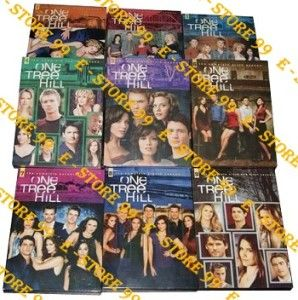 One Tree Hill ♦ Complete Series Season 1 2 3 4 5 6 7 8 9 ♦ Factory