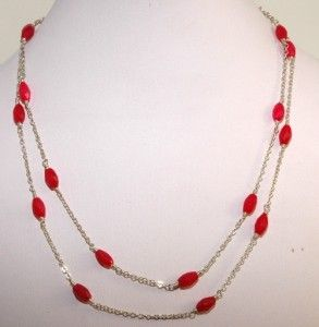 Vintage Barse 925 Sterling Silver Double Strand Necklace, 12.1 grams