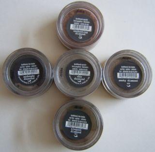 Bare Escentuals Minerals Eyeshadows Diamond Collection You Pick 57g