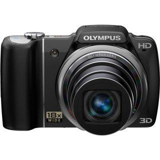 Olympus Sz10 Sz 10 14MP 18x Optical Zoom Digital Camera Warranty Black