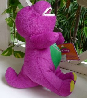 Brand New Barney & Friends BARNEY PLUSH TOY Very Cute Lovely Gift For