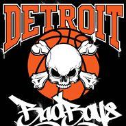 Boys T Shirt Pistons Bad Boys Shirt Detroit Basketball T Shirt