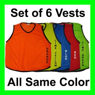Vests Soccer Basketball Football Youth Adult pinnies Jerseys