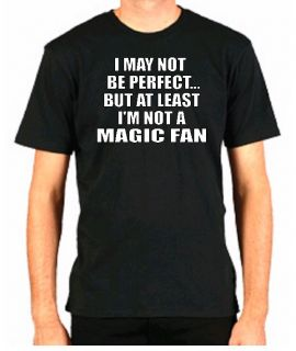 Heat Fan Hate Magic Perfect Basketball Shirt Miami