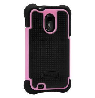 Ballistic case Samsung Galaxy S ll 2 epic touch 4g Pink Sprint SA0774