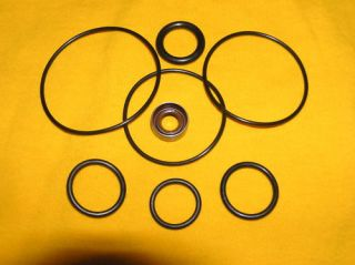 OE Barry Grant BG400 BG280 Walrus Fuel Pump Seal Kit