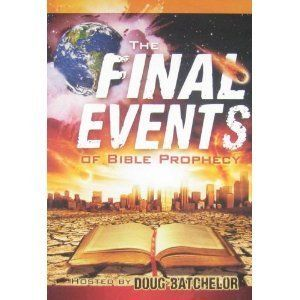 Final Events of Bible Prophecy DVD DVD ROM Batchelor