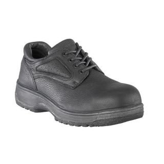 Florsheim Black Eurocasual Oxford Shoes Work Occupational footwear