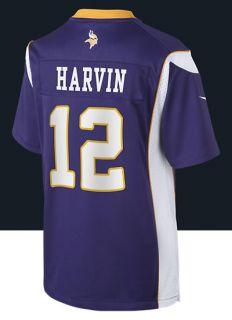 NFL Minnesota Vikings (Percy Harvin) Kids Football Home