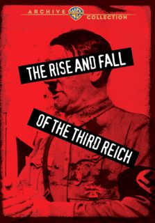 The Rise and Fall of The Third Reich DVD Richard Basehart