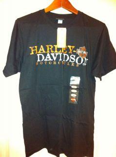 Size Small Harley Davidson T Shirt w Bangor Maine Emblem