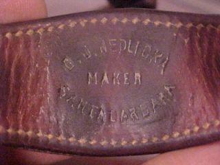 Jedlicka Santa Barbara Sterling Silver 10K Gold Horse Halter