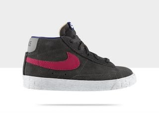 Nike Store UK. Nike Blazer Mid Vintage Infant/Toddler Girls Shoe